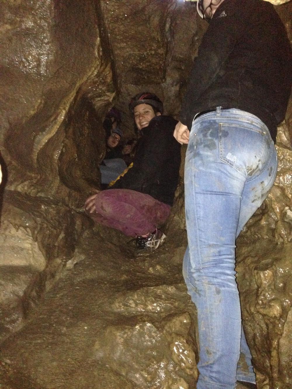 In der Höhle-