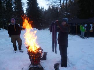 Pfadranger Wintercamp