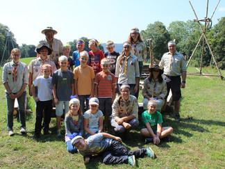 Sommerferienprogramm - Ein Ranger - Outdoor - Tag