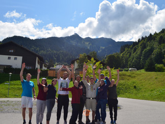 Leiterhajk in Österreich