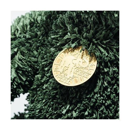 Teddy Bear Green Christmas 006036