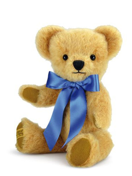 London Curly Gold Teddy Bear GM18CG