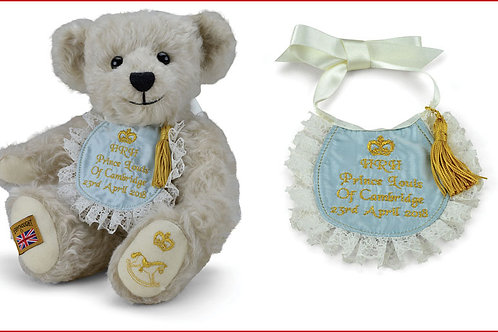Merrythought Royal Baby Bear Prince Louis