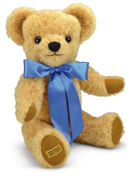 London Curly Gold Teddy Bear GM16CG