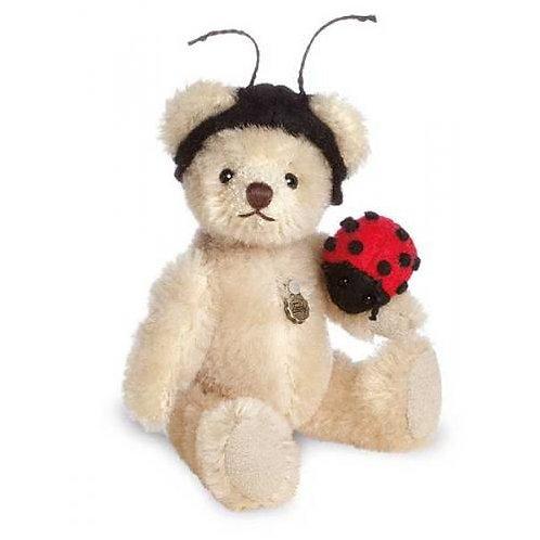 Lucky Teddy with Ladybird