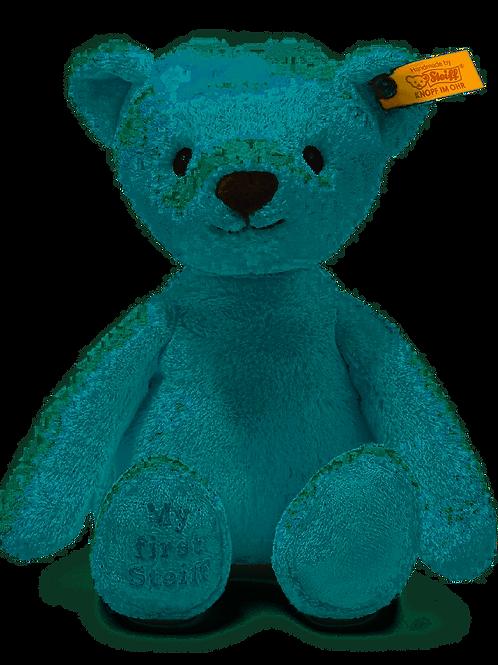My First Steiff  Teddy Bear Blue 242144