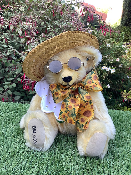 Summer Sunshine Bear