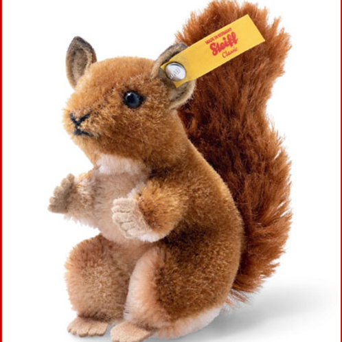 Wildlife Giftbox Squirrel 033001