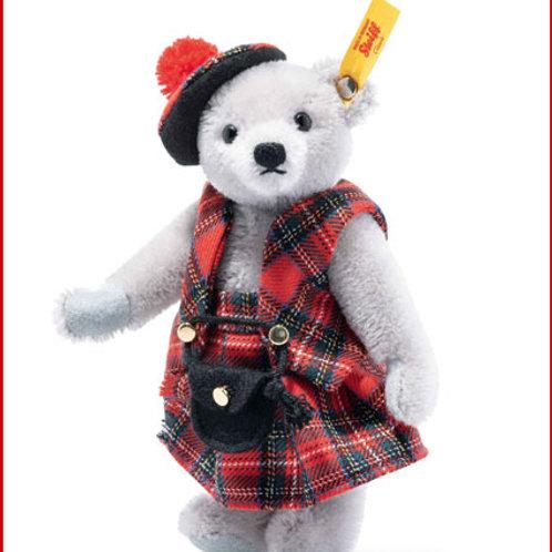 Great Escapes Edinburgh Teddy Bear in Gift Box 026911