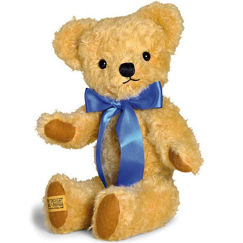 London Curly Gold Teddy Bear GM14CG