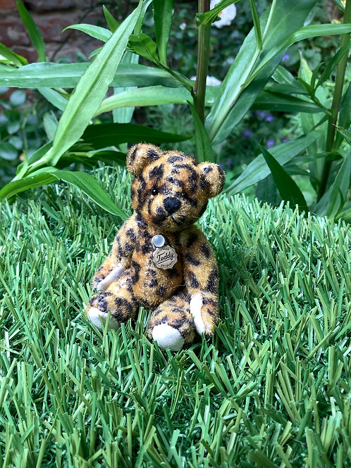 Mini Teddy Leopard 154518