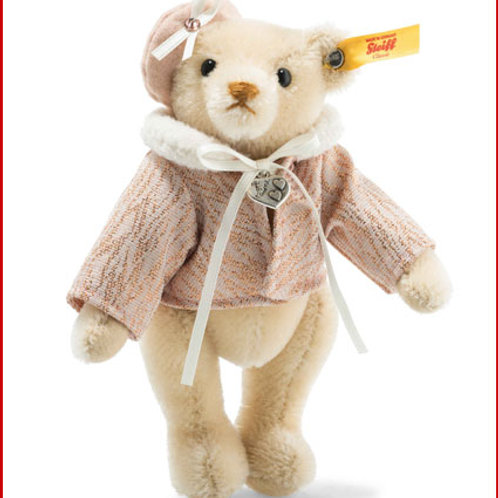 Great Escapes Paris Teddy Bear in Gift Box 026881