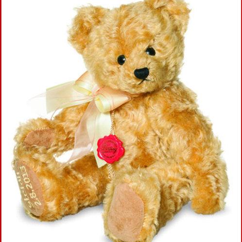 Congratulations Bear- Light gold 12037
