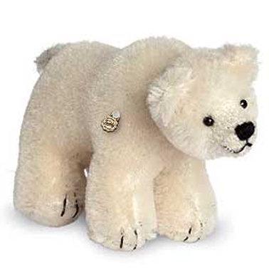 Polar Bear head jointed 15082