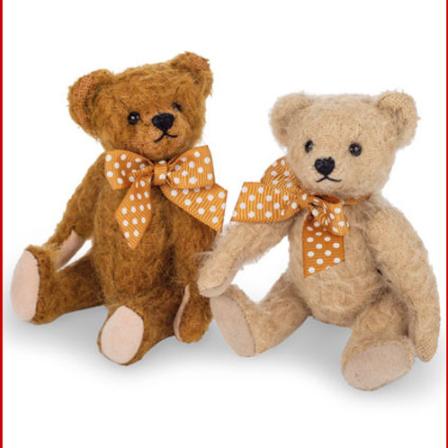 Antique Bear Brown (left) and Beige (right) 15472 and 1547