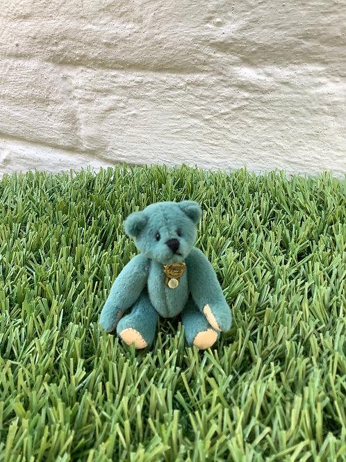 Mini Teddy Turqouise 15755