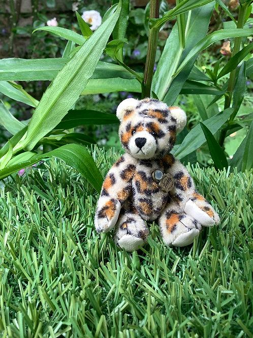 Mini Teddy Leopard 154112