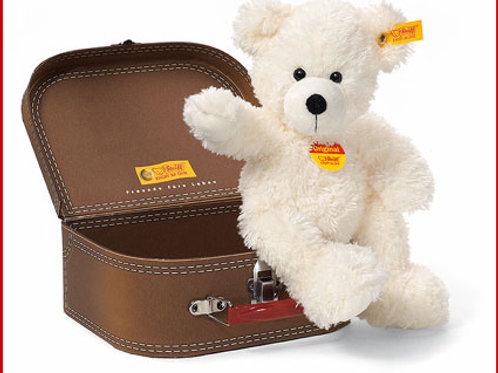 Teddy Bear Lotte in Suitcase 111464