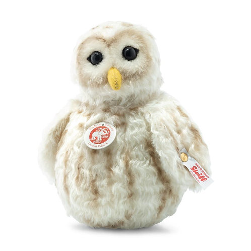 Snow Owl Roly Poly 006944