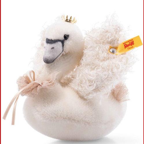 Vintage Memories Korinna Silk Swan in Gift Box 026744