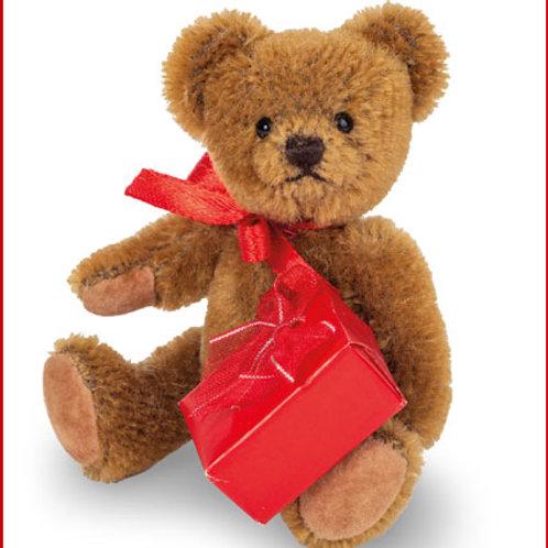 Lucky Teddy with Present 15474