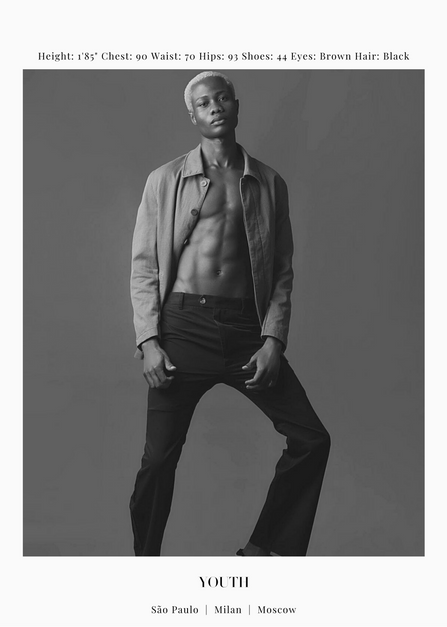 YOUTH MODEL MANAGEMENT