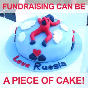 Fundraising can be a Piece of Cake!