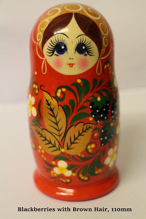 Small 5 Piece Russian Dolls