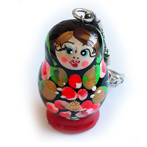 Russian Doll Keyring