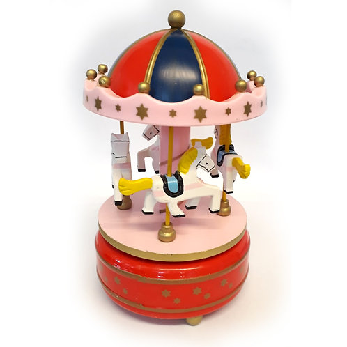 Musical Toy Carousel