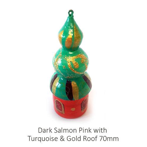 Christmas Tree 'Building' Decorations