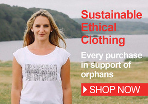 Cool clothes that care. Zero waste. Designed for you.