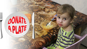 Donate a Plate for Lent!