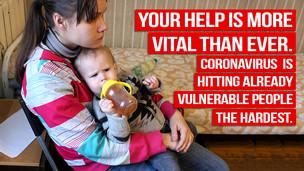 Love Russia Coronavirus Response Fund