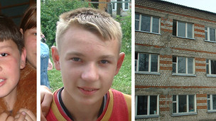 Sasha & Sergei's journey from orphanage to adulthood