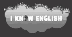 I know English