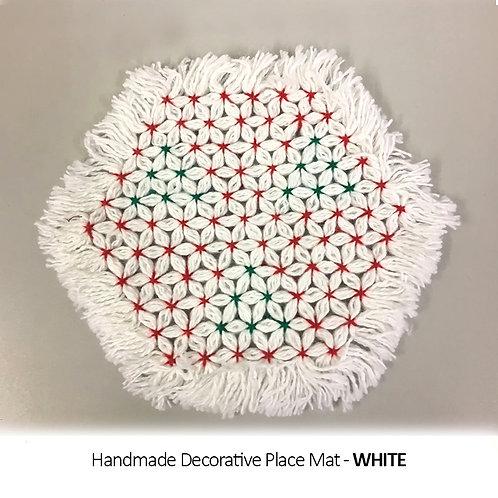 Handmade Decorative Place Mat