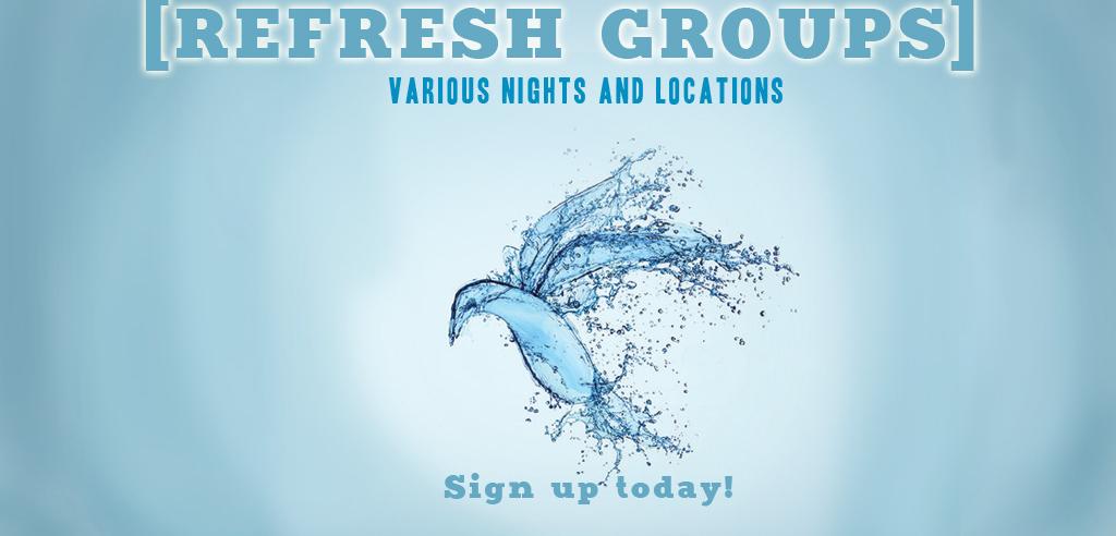 Refresh Groups