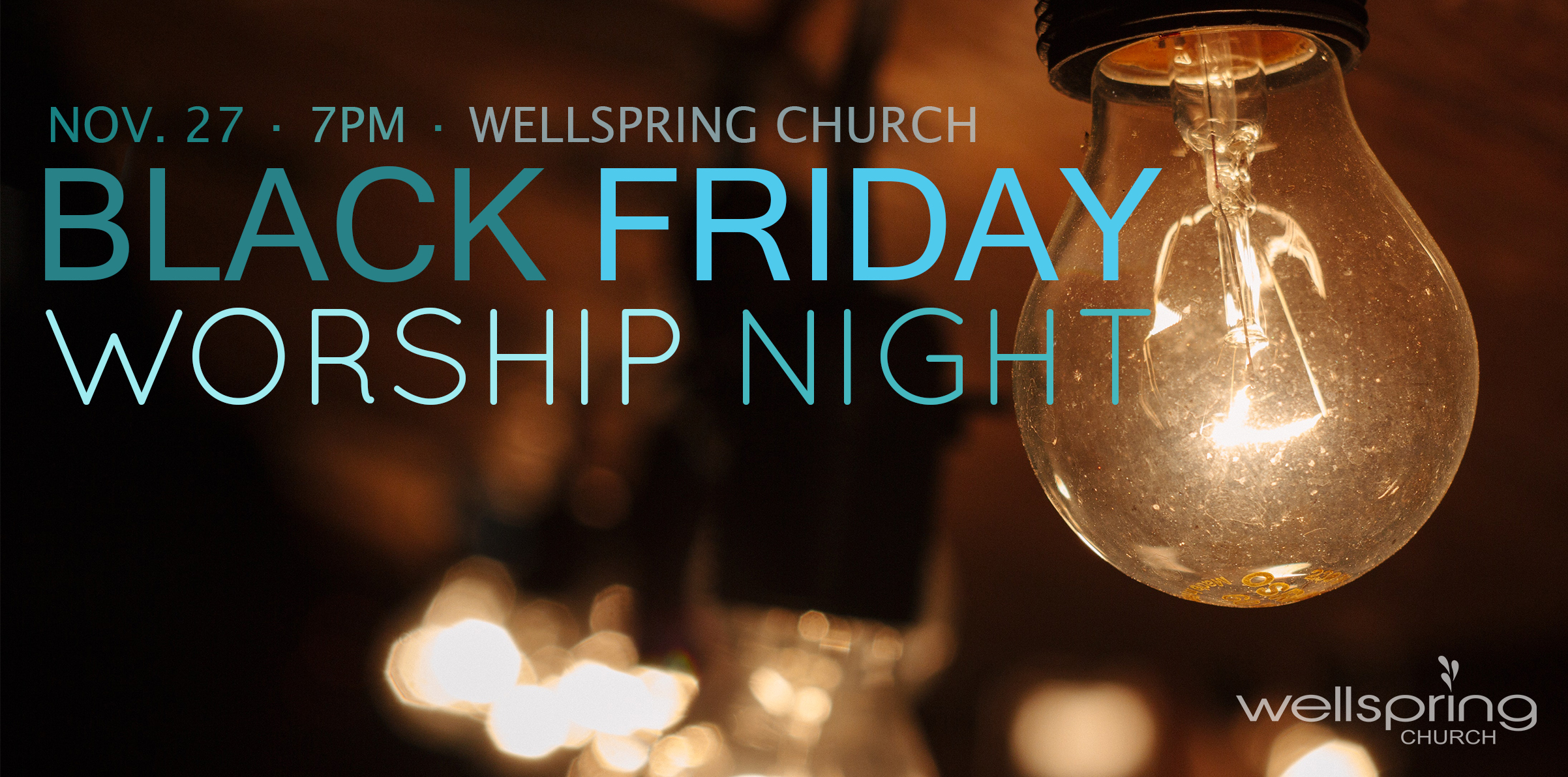 Black Friday Worship Night
