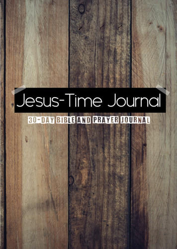 Jesus-Time Journal Neutral