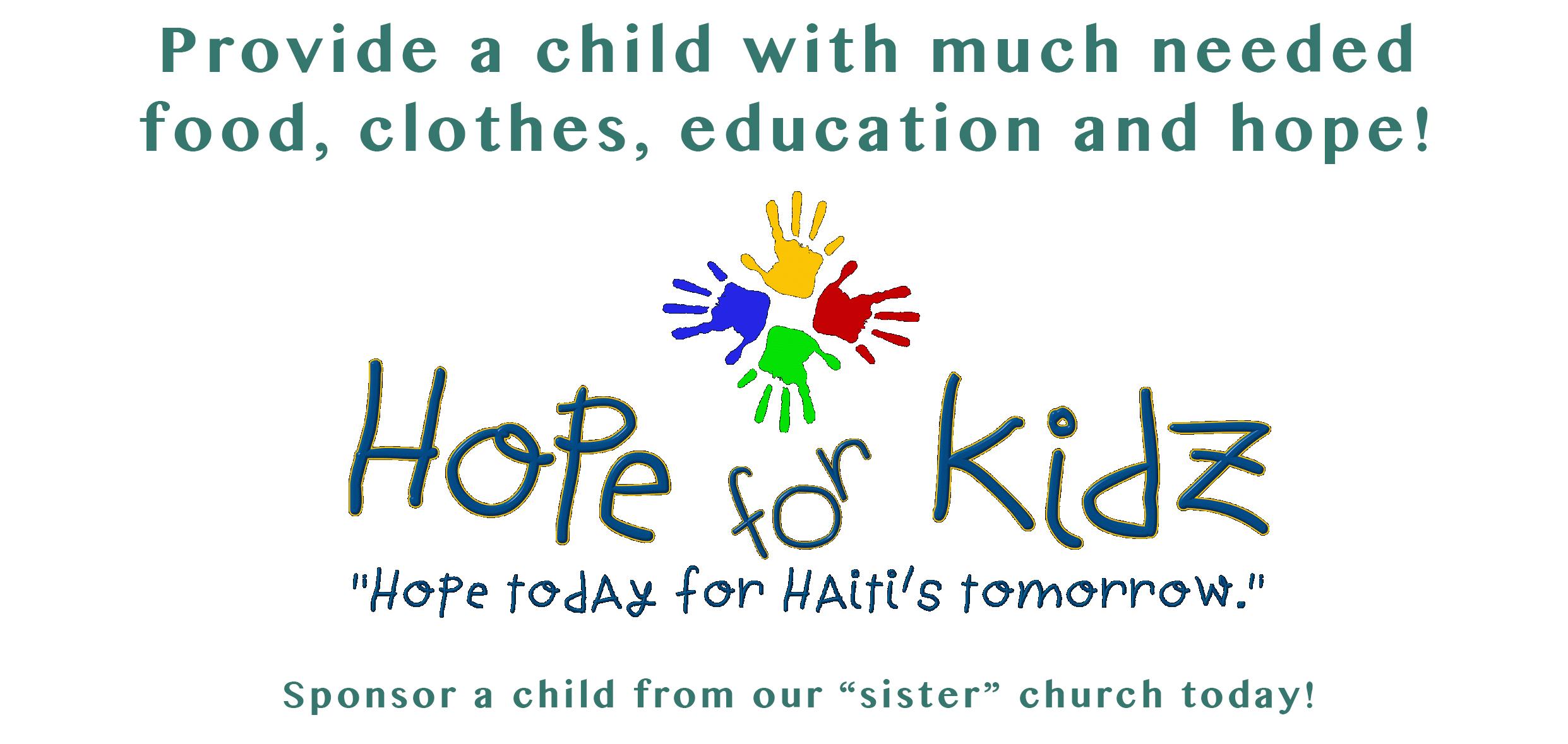 Hope for Kidz