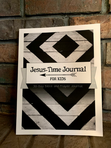 Jesus-Time Journal for Kids