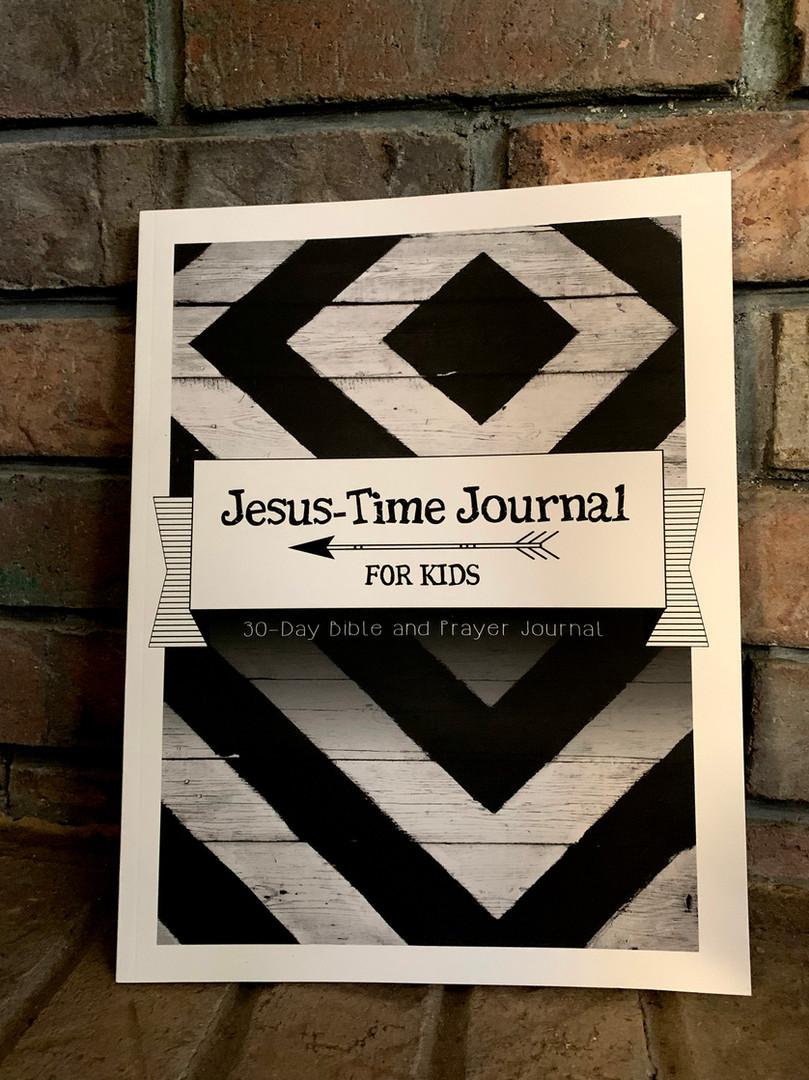 Jesus-Time Journal for Kids