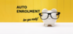 Payroll, Auto-Enrolment, Workplace Pensions