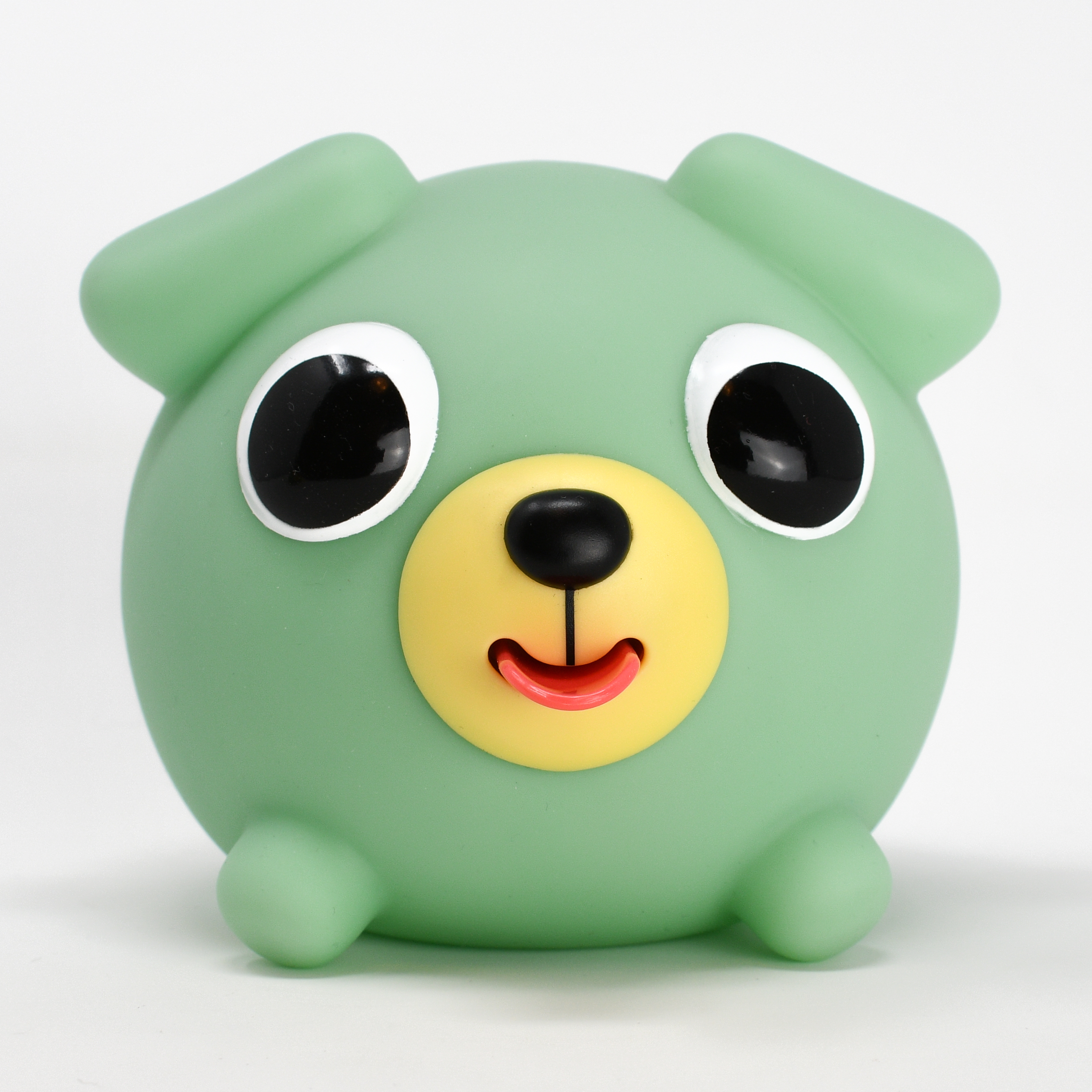 Jabber Ball Green Dog-2