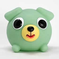 Jabber Ball Green Dog-2