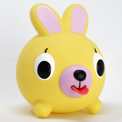 Jabber Ball Yellow Bunny-7