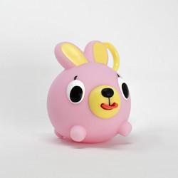 Jabber Ball Pink Bunny-9