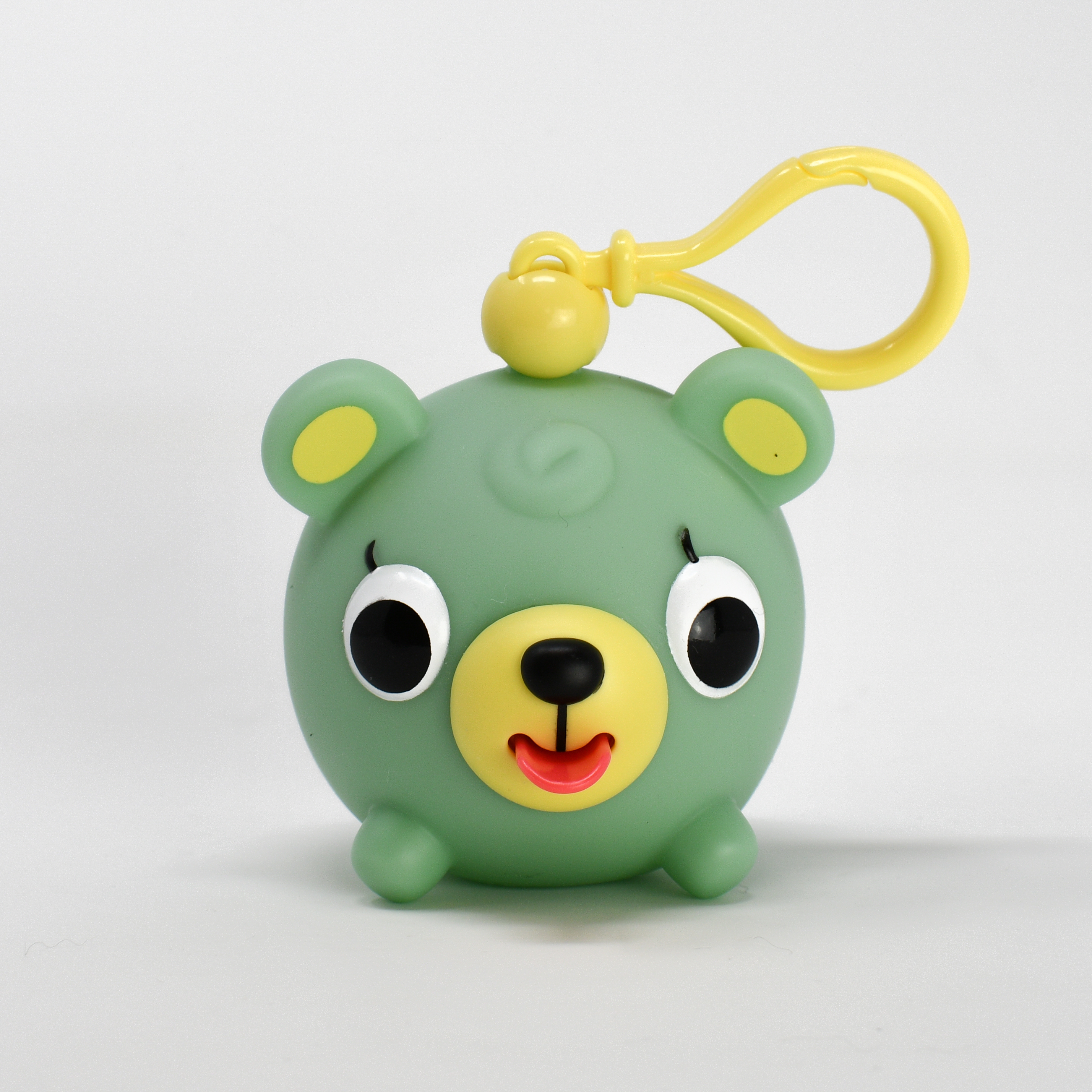 Jabber Ball Green Bear-2