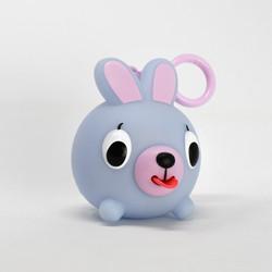 Jabber Ball Blue Bunny-9